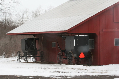 Amish In Montcalm County Michigan