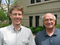 David McConnell and Charles Hurst