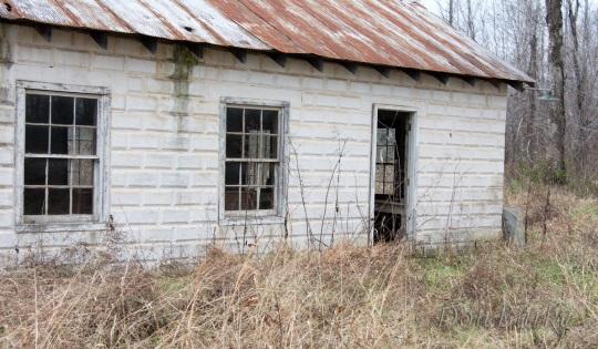 Abandoned Amish School
