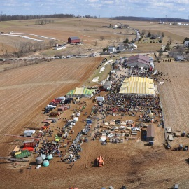 Lancaster County Mud Sales 2015 Schedule