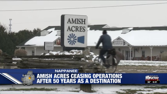 Amish Acres Is Closing