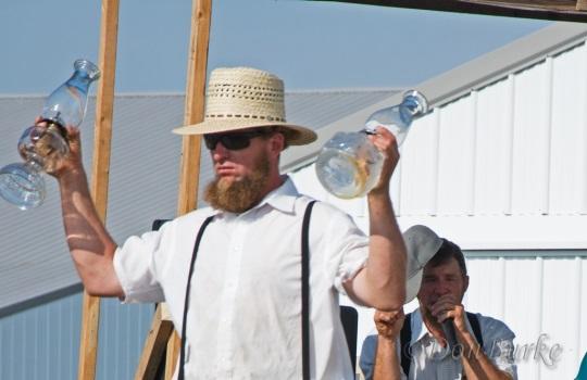 Amish Auctioneer Missouri