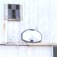Amish Basketball Hoop