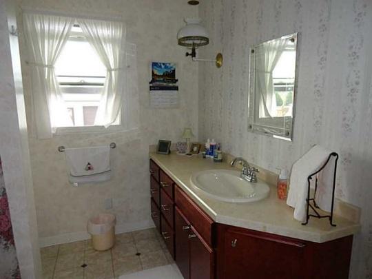 Amish Bathroom Interior Ohio