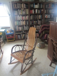 Ask an Amishman: Books & Furniture
