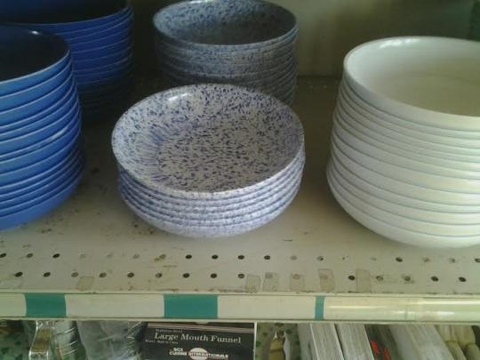Amish Bowls