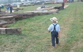 Amish Boy Danville Auction