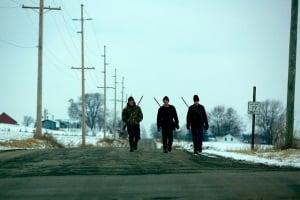 Amish Boys Hunting