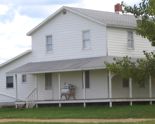 amish branch co michigan porch