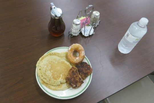 Amish Breakfast Plate