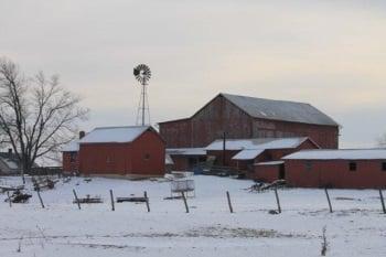 Amish Cabin Ohio Holmes County
