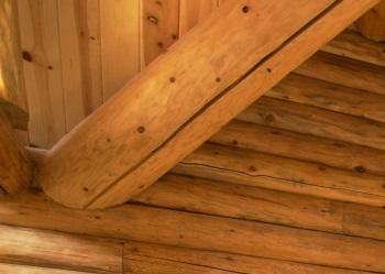 Amish Cabin Wood