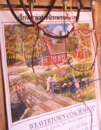 Amish Calendar Image