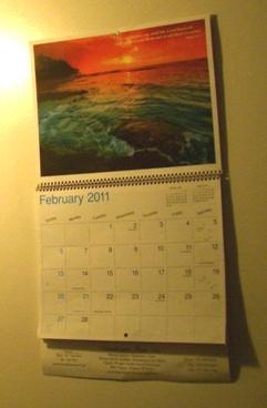 amish calendar