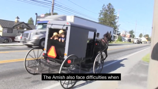 Ride Along To The Grocery Store With An Amish Farmer (Video)