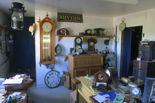 Amish Clock Repair