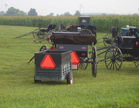 amish community two