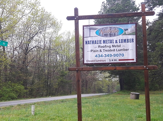 Construction lumber - VA Amish