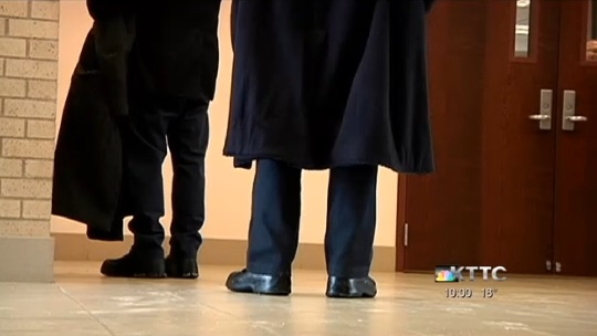 Amish Court Visit
