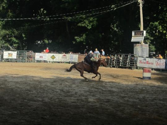 Amish Cowgirl