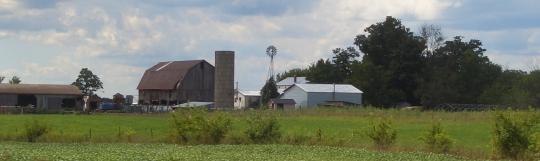 Amish Farm Michigan Branch County