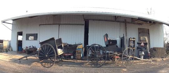 Amish Farm NE Oklahoma