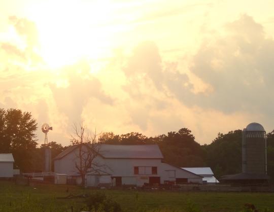 amish farm north indiana