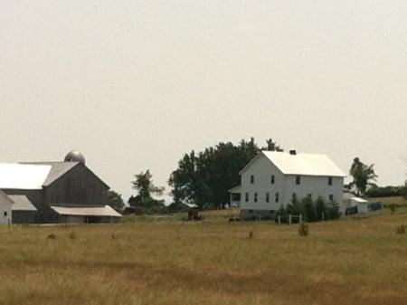Amish Farm Stone Arabia