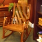 amish furniture chair
