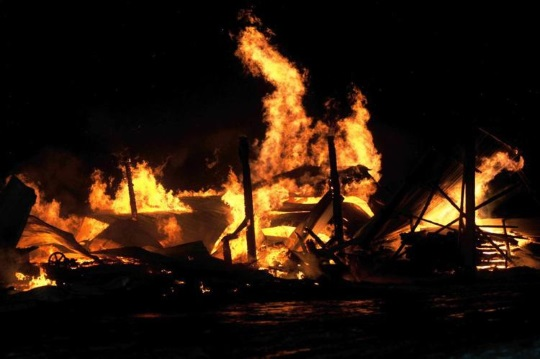 Four Amish Business Fires Since Mid-January; One Ruled Arson