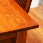 amish furniture table