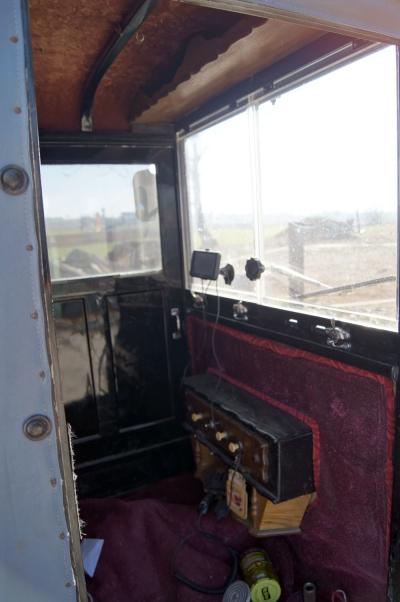 Amish GPS Buggy