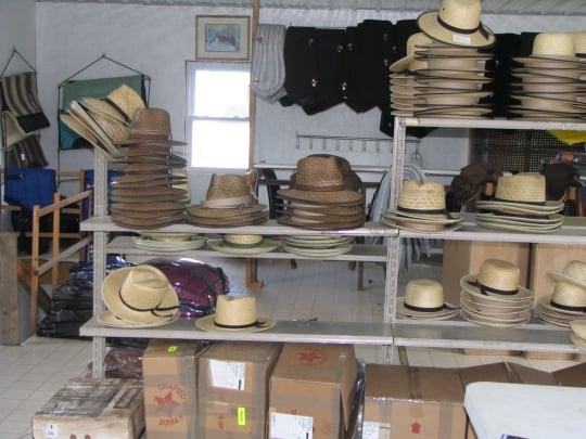 amish hat shop new york