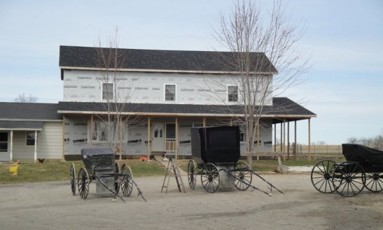 amish home renovation