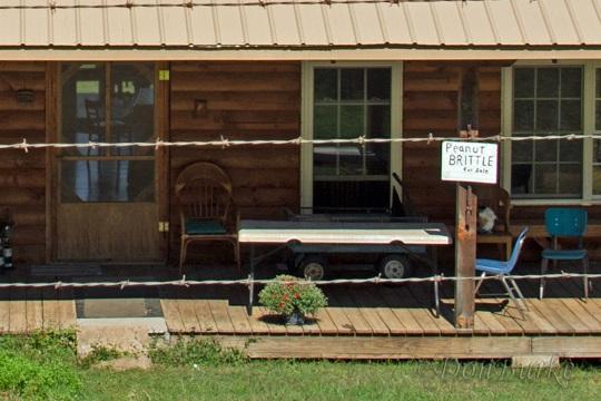 Amish Home Salem Arkansas