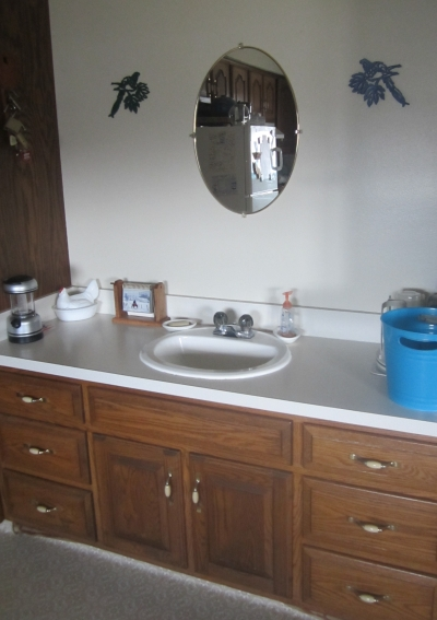 Amish Home Second Sink