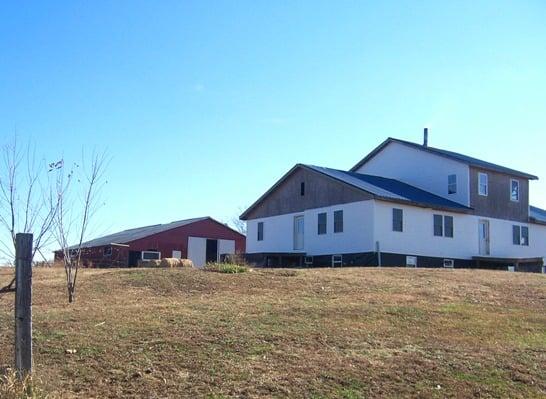 amish kentucky home