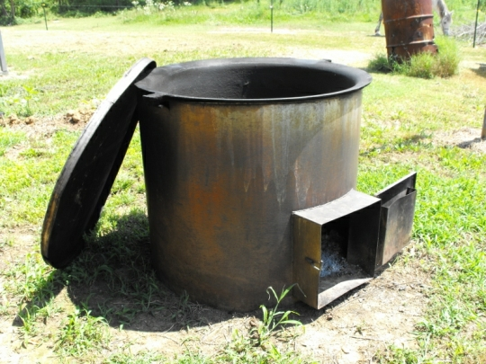 Amish Kettle