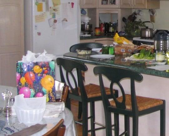 amish kitchen refrigerator