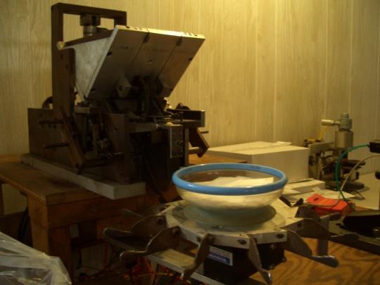 amish machine