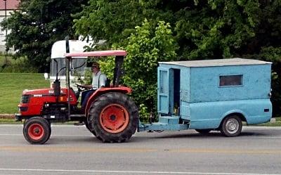 Amish Made Barns KY
