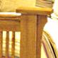 Amish-made Bed