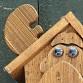Amish Made Birdhouse