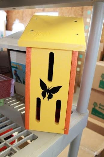 Amish Made Butterfly House