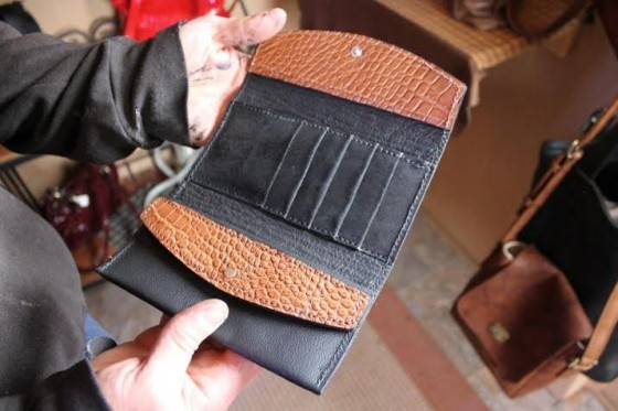 Amish-made Leather Goods
