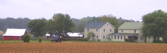 amish maryland farm