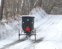 amish old christmas