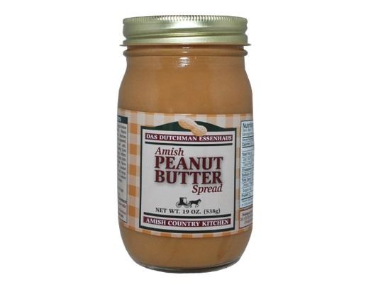 Amish Peanut Butter Spread Das Dutchman