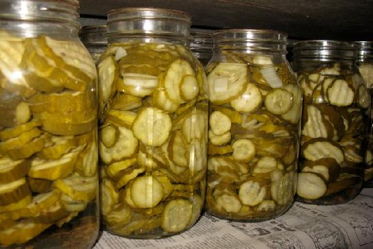 Amish Pickles