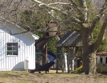 amish playset dover